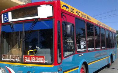 Dejó de prestar el servicio por Ranchos la empresa San Vicente y hay emergencia de transporte