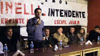 "M. Abad: ""Scioli nos deja una provincia devastada…"""