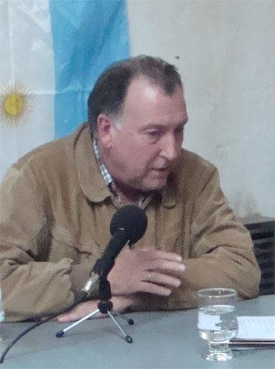 """J. M. Escapil, candidato de Cambiemos Gral. Paz: """"Villanueva está peor que hace dos años, cuando el intendente me trataba de mentiroso"""""""