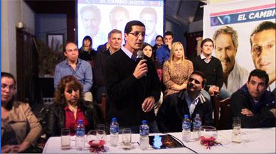 Ranchos: Presentó sus candidatos el Frente Renovador