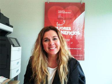 Desde el martes 11: Funciona en Ranchos el banco Santander Río