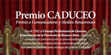 TIEMPO de Ranchos, premio CADUCEO 2014/15 como el medio de Mejor Inserción Comunitaria en la provincia de Buenos Aires