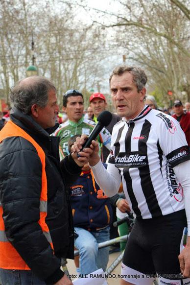 Los 200 mejores pedalistas del país estuvieron en el tributo a Omar Fredes corriendo la doble Ranchos – Chascomús