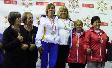 Juegos BA 2015: El Tejo (Deportes) y la Pintura (Cultura) trajeron dos medallas de Oro para General Paz