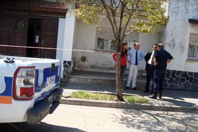 """Fiscal del caso Mazzarioli: """"La mujer estaba muerta cuando llegó la policía y el niño de 2 años salvó su vida milagrosamente"""""""