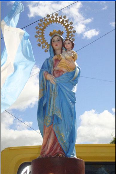 Ranchos: FESTEJOS PATRONALES EN HONOR A LA SANTÍSIMA VIRGEN DEL PILAR