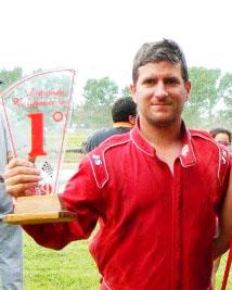 Alejandro Irigoyen, campeón de la belgranense
