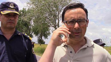 Los Hnos. Lanatta y Schillaci prófugos de la justicia pasaron por Ranchos y balearon a dos policías de la Comunal local.