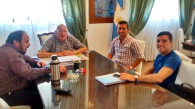 Municipalidad de General Paz: Comenzó la obra de Entubamiento del Canal