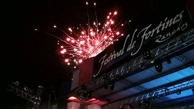 El Festival de Fortines sorteó todos los obstáculos y cerró con un gran marco