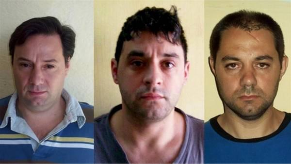 Triple crimen: cayeron los tres prófugos vivos