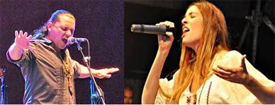 Festival de Fortines 2016: Florencia Domínguez y Lucio Rojas en  las radios del Grupo TIEMPO