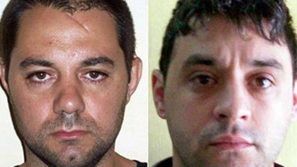 """""""Cristian Lanatta y Víctor Schillaci fueron detenidos"""", afirmó el vicegobernador de Santa Fe"""