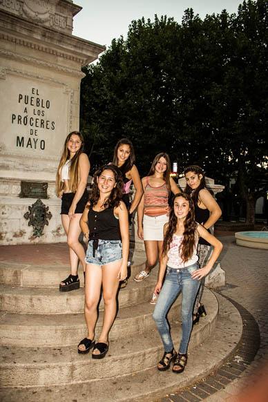 Ranchos: Seis son las postulantes al reinado del Festival de Fortines 2016