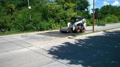 Ranchos: Nuevos Reductores de Velocidad en la Avenida Garay