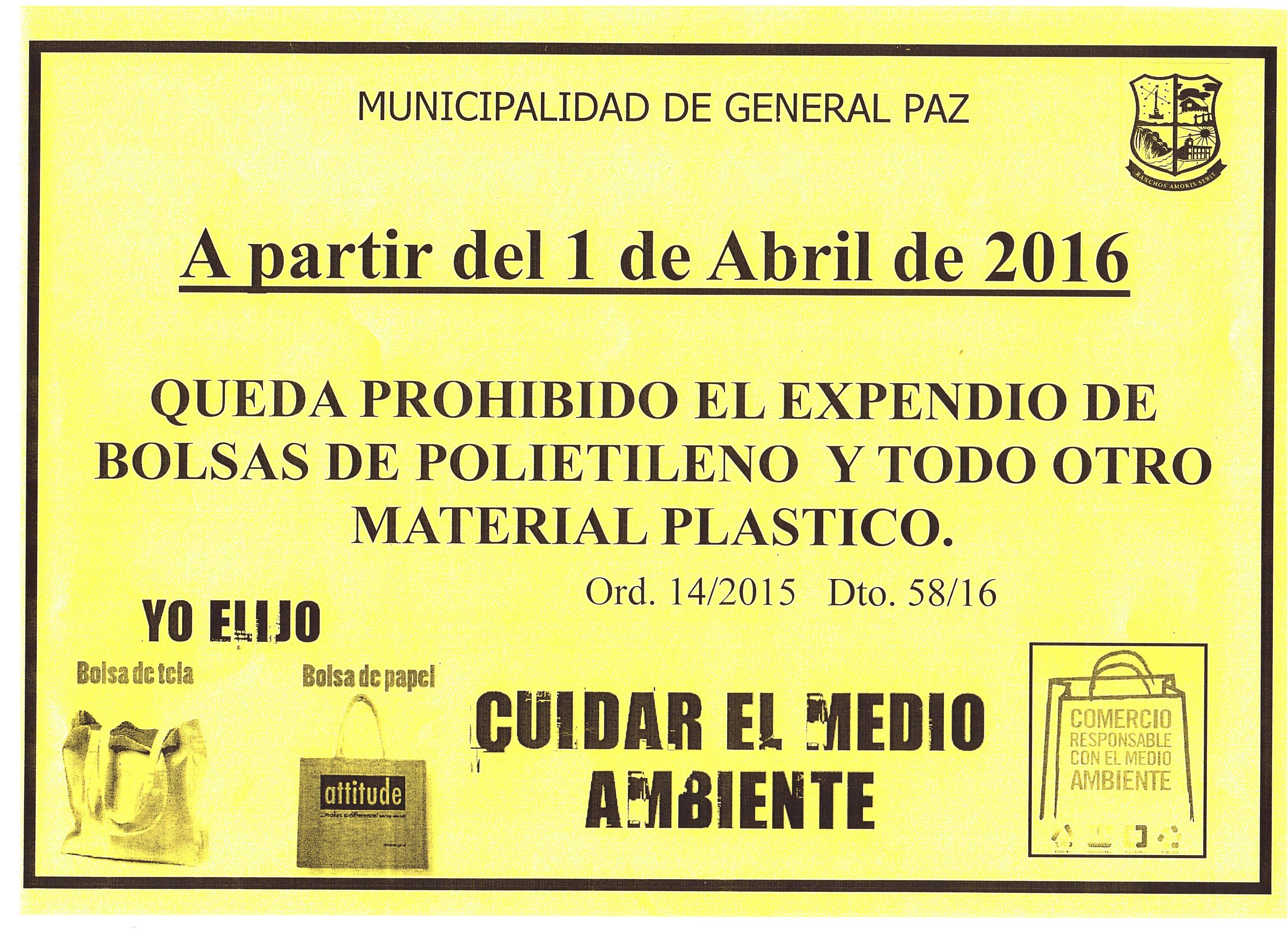 Municipalidad de General Paz: ATENCIÓN COMERCIANTES