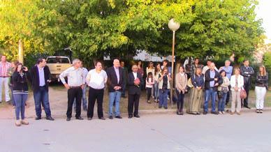 """Loma Verde: Quedó inaugurada la remodelación y ampliación de la sala """"Dr. Cesar Chan Suárez"""""""