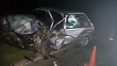 Accidente fatal en la Ruta 29