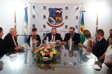 General Paz: Anoche quedó inaugurado el Período de Sesiones Ordinarias en el H.C.D
