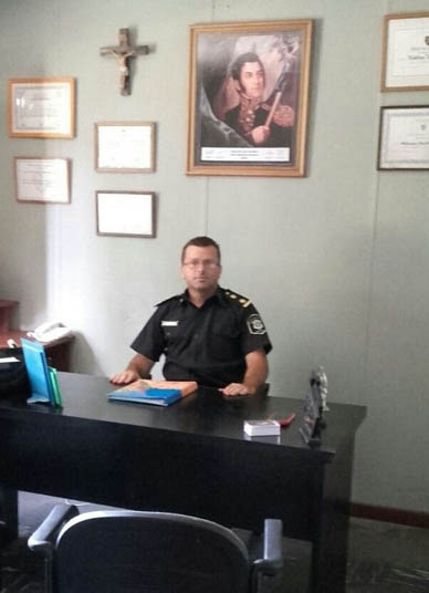 Así se prepara la nueva Policía de Ranchos