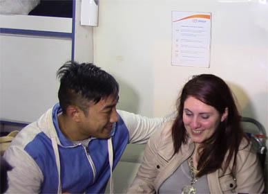 Ranchos: Lucrecia Yudati ya esta en su domicilio