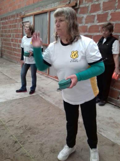Municipalidad de General Paz: EL TEJO FEMENINO SE QUEDO CON LA  MEDALLA DE ORO