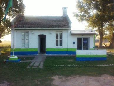 Reparaciones edilicias en el Destacamento Policial de Alegre
