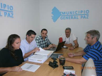 Municipalidad de General Paz: LICITACIÓN POR PAVIMENTO