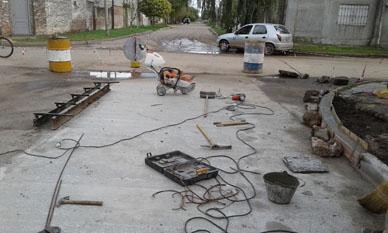 Municipalidad de General Paz: OBRAS DE MANTENIMIENTO URBANO
