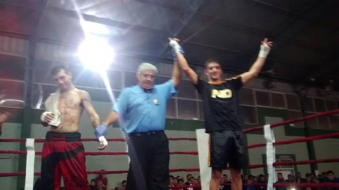 Nico Demario volvió a la victoria en Gral. Guido