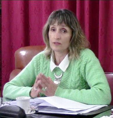 PRIMICIA: Valeria Motschakow se integra a la Dirección G. de Escuelas