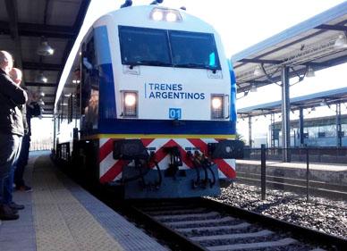 Y un día… El tren volvió a Chascomús