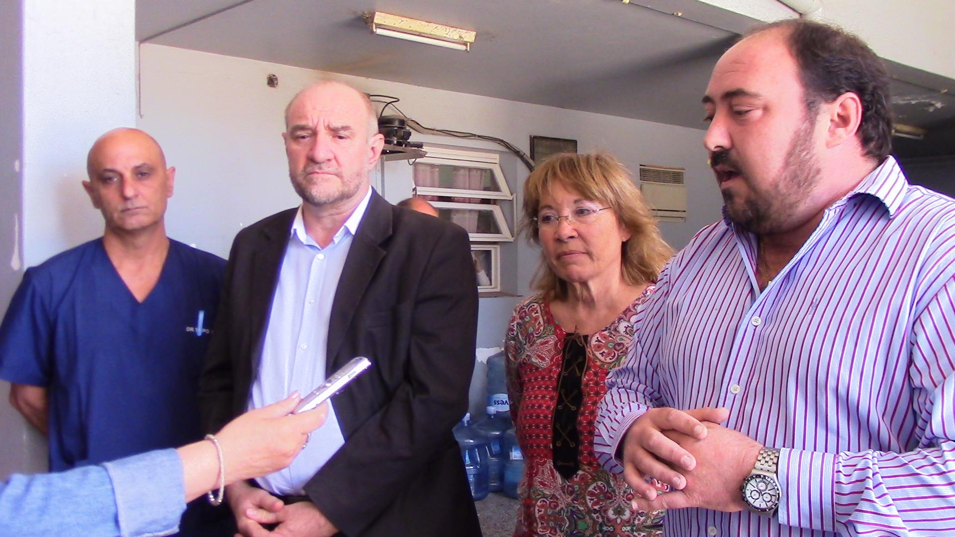 El intendente metió el bisturí en el Hospital: nuevo director