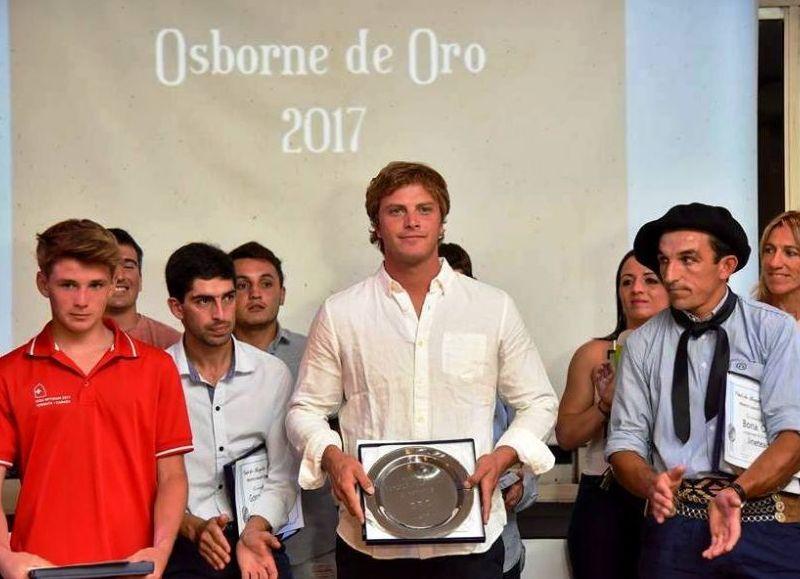 Chascomus: Alfredito Bigatti ganó el Osborne de Oro
