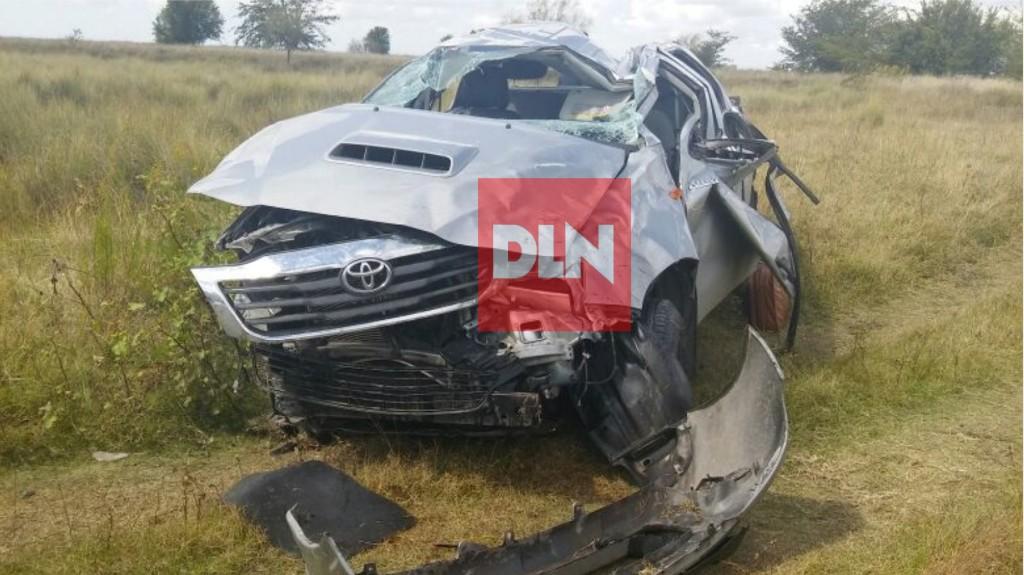 BRANDSEN: Muere vecino de Chascomús en trágico accidente en la ruta 2
