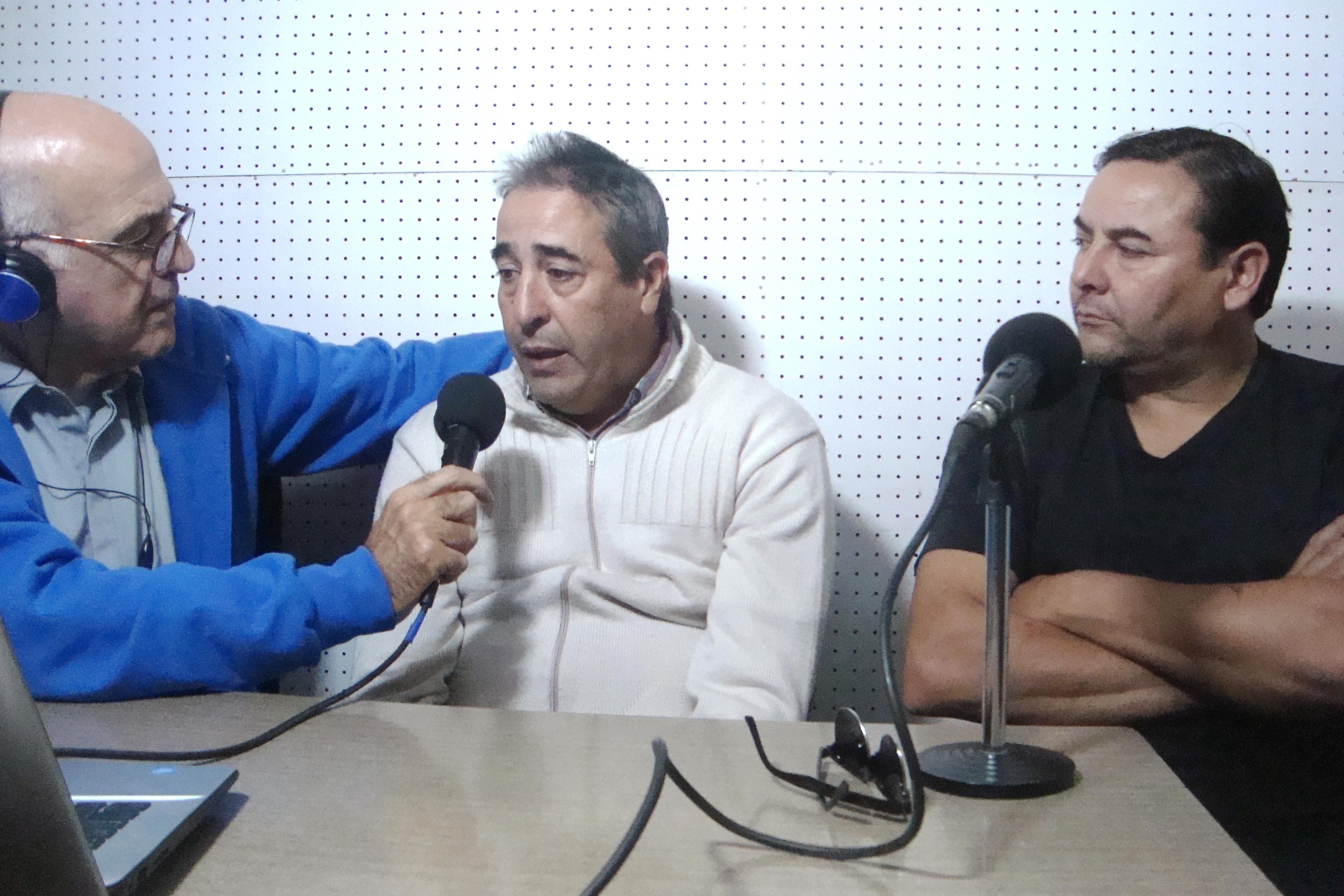 """P. y A. Gómez: """"La prioridad no es ganar el campeonato con Atlético Ranchos"""""""