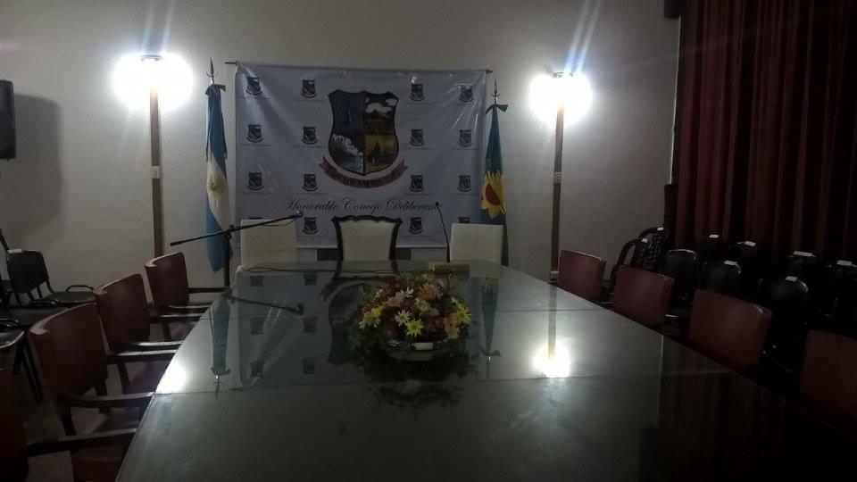 Apertura de Sesiones Ordinarias HCD General Paz