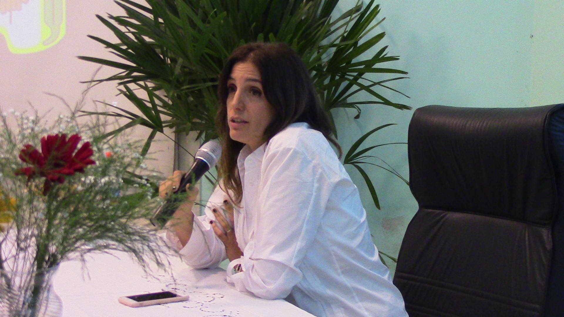 """La Dra. Silvia Arce ofreció una charla sobre el """"Sistema Previsional"""""""