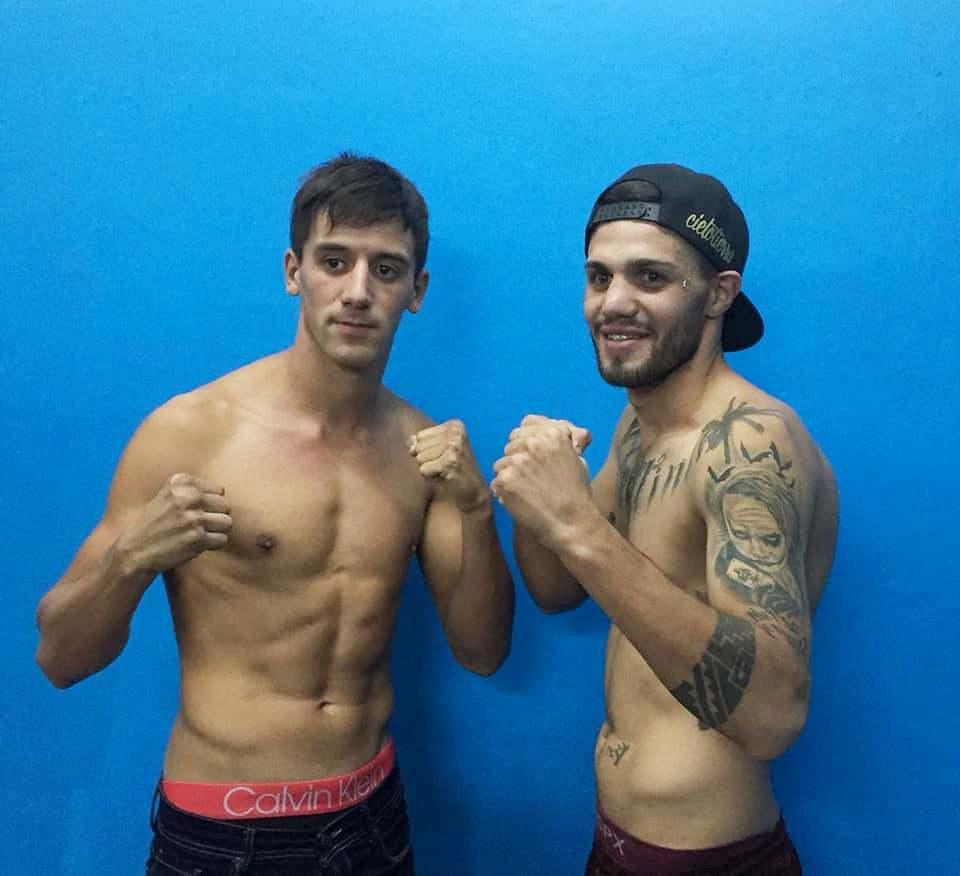 En su duodécima pelea, Demario empató en Barracas