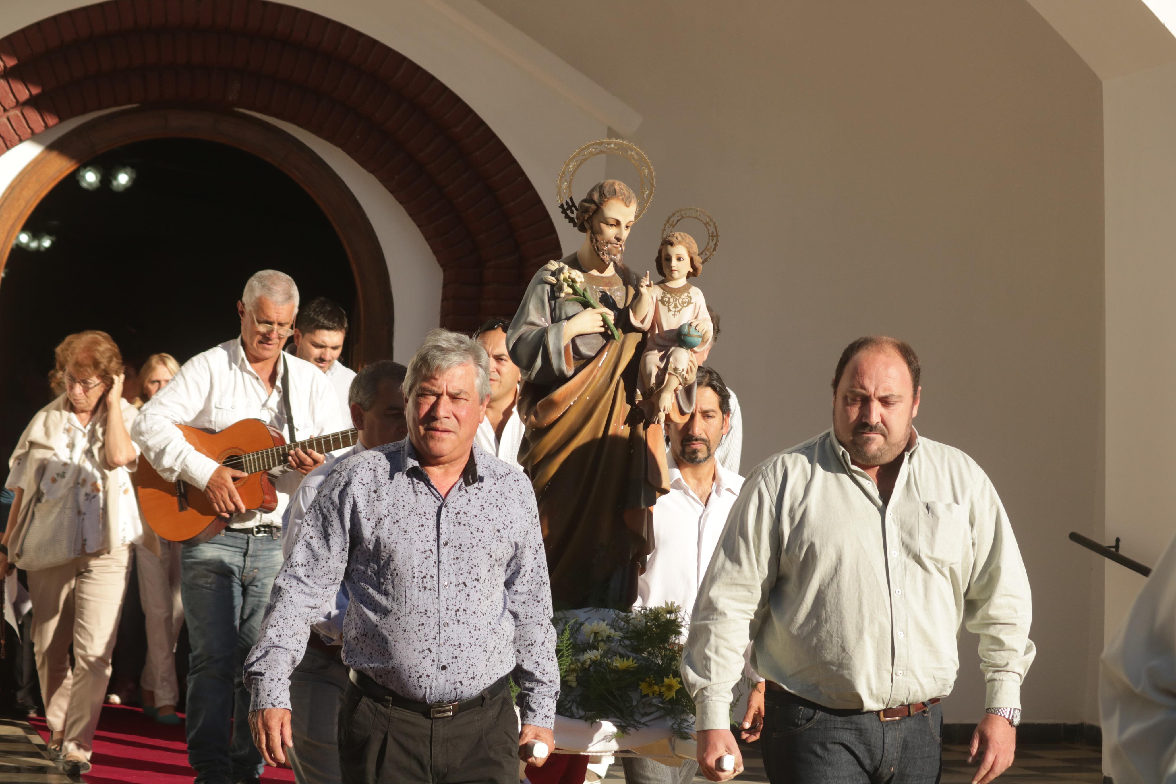 Villanueva celebró el día de su Patrono «San José»