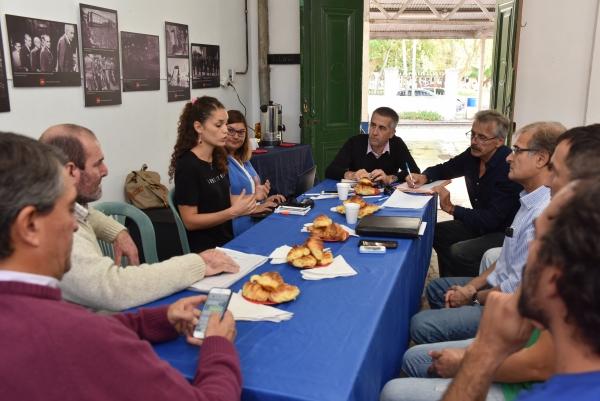 Chascomus: SE REALIZÓ LA PRIMERA REUNIÓN DEL AÑO DE LA MESA LOCAL INTERINSTITUCIONAL DE ZOONOSIS