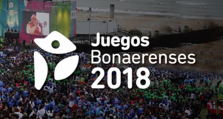CHASCOMÚS: JUEGOS BONAERENSES 2018: NÓMINA DE LOS COMPETIDORES DE LA ETAPA REGIONAL