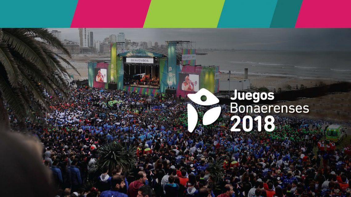 Chascomús: HASTA ESTE VIERNES 27 TENÉS TIEMPO PARA INSCRIBIRTE EN LOS JUEGOS BONAERENSES 2018