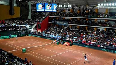 Copa Davis: cómo se definirá la serie entre Argentina y Chile