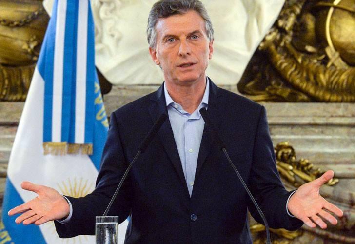 La medida de Macri tras una nueva disparada del dólar
