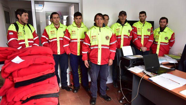 BUSCANDO MAYOR PROTECCIÓN PARA LOS TRABAJADORES QUE PRESTAN SERVICIOS PÚBLICOS Y ASISTEN ANTE CUALQUIER EMERGENCIA