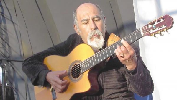 Chascomús: Juanjo Dominguez el Sábado 9 en el Teatro Brazzola