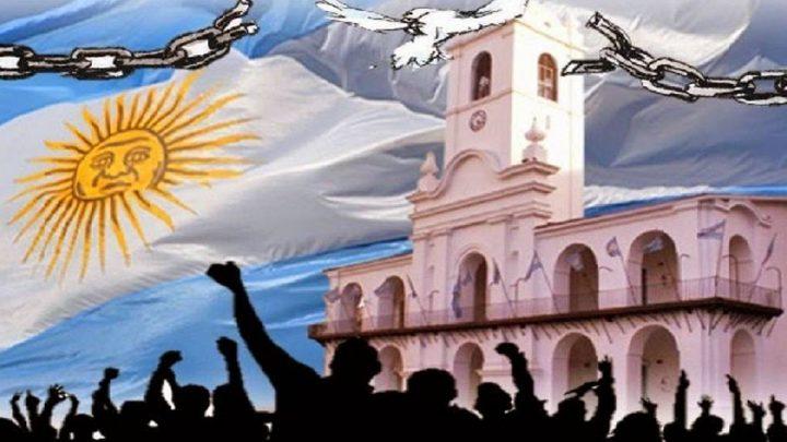 Ranchos: 1810 – 25 de Mayo – 2018 – 208º Aniversario de la  Revolución de Mayo