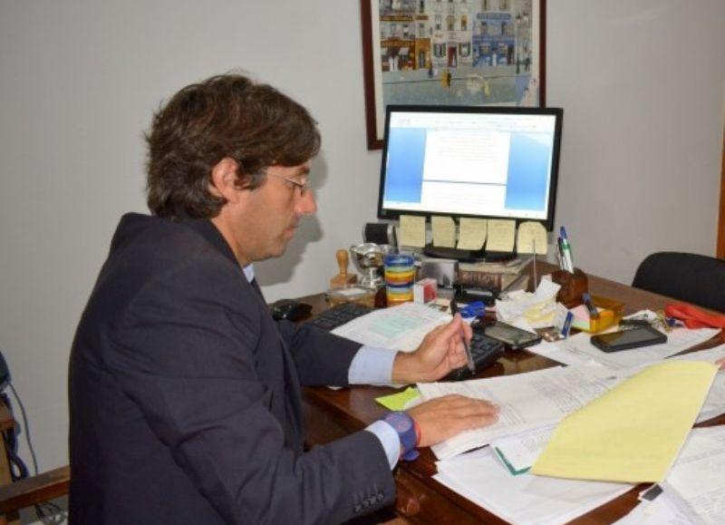 Chascomús: El Juez de Falta se expreso sobre el caso de la moto desaparecida