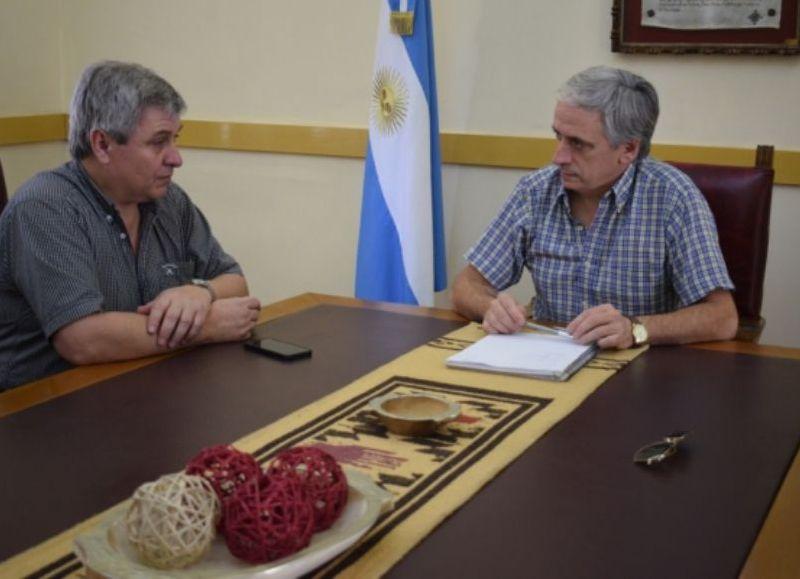Chascomús: Roberto Magrassi deja la Jefatura Departamental